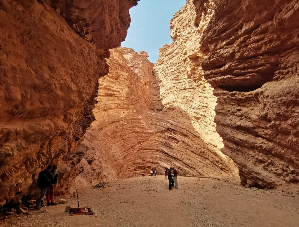 Anfiteatro, Quebrada de Cafayate