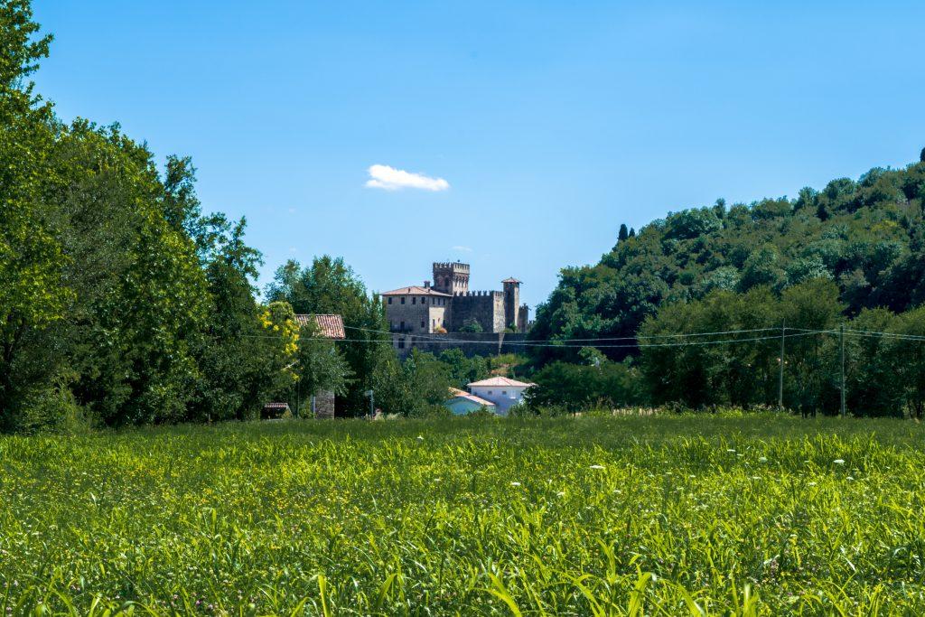 Castello Camozzi Vertova, Cammino del Vescovado
