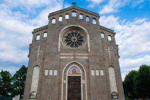 Chiesa di San Giovanni nei Boschi, Cammino del Vescovado