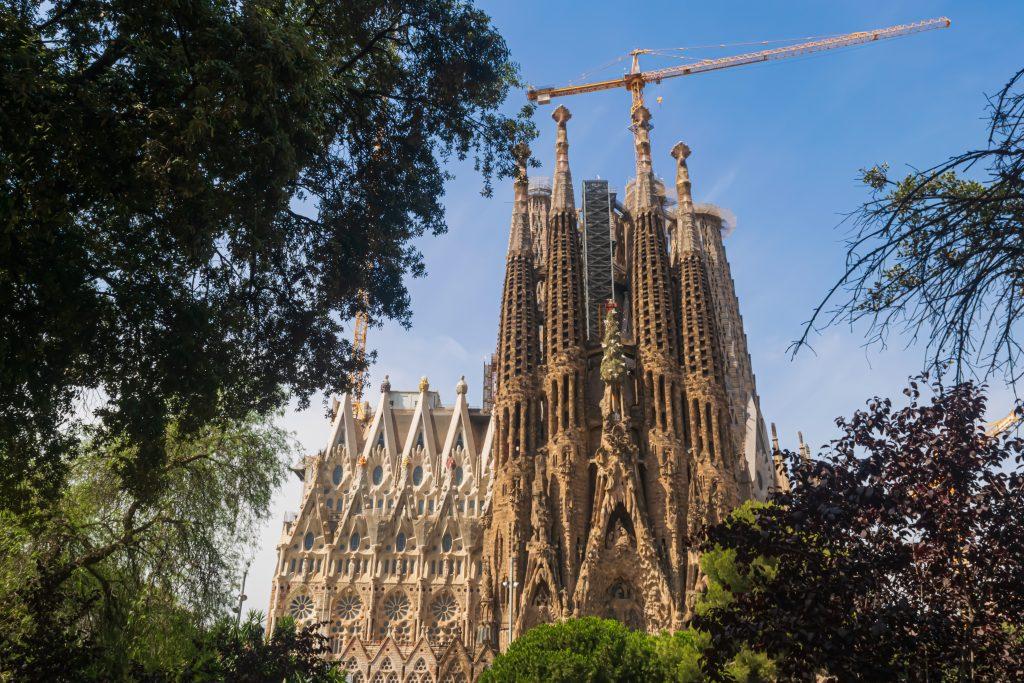 Sagrada Familia, Barcellona
