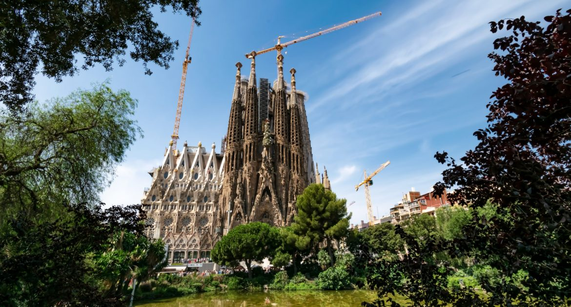 Barcellona in un weekend:  10 motivi per visitarla