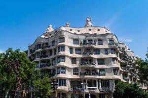 Casa Milà, Barcellona