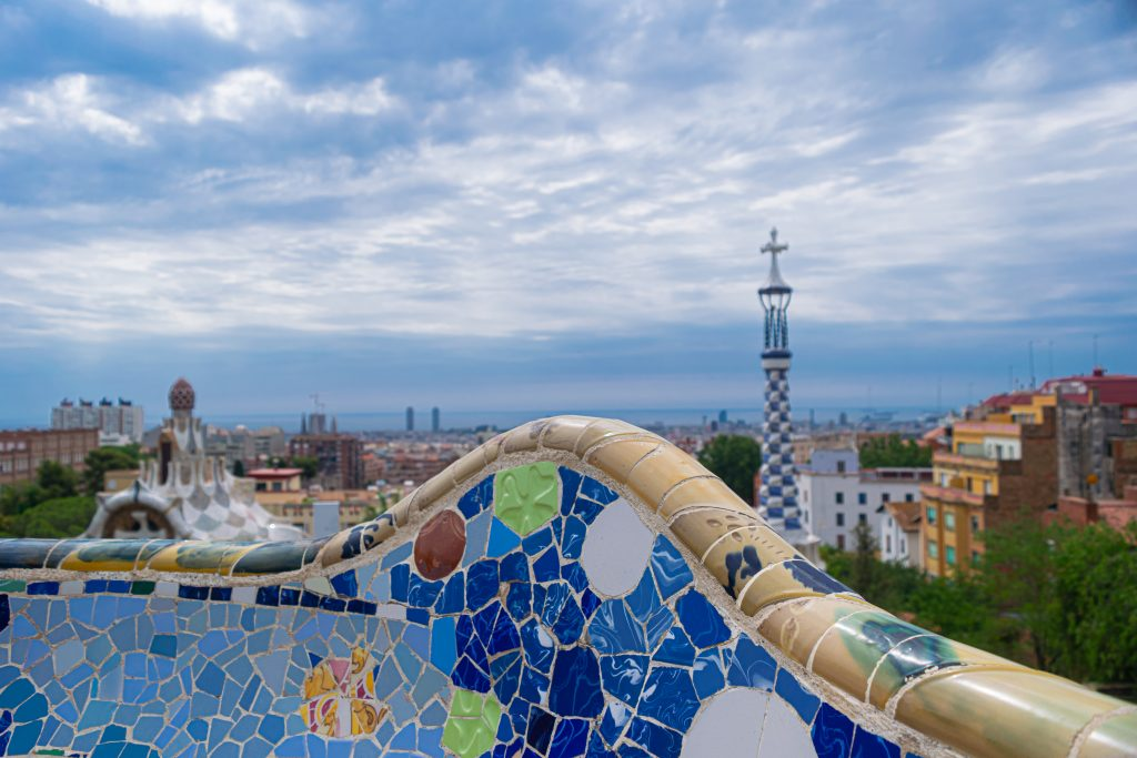 Parc Guell, Barcellona