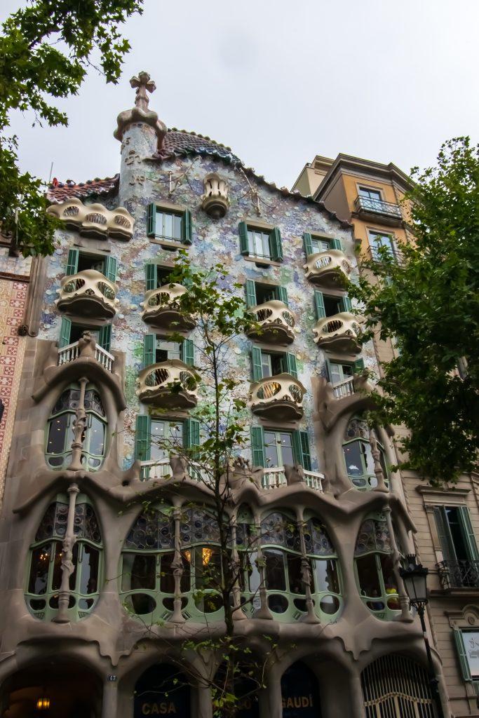Casa Battlò, Barcellona