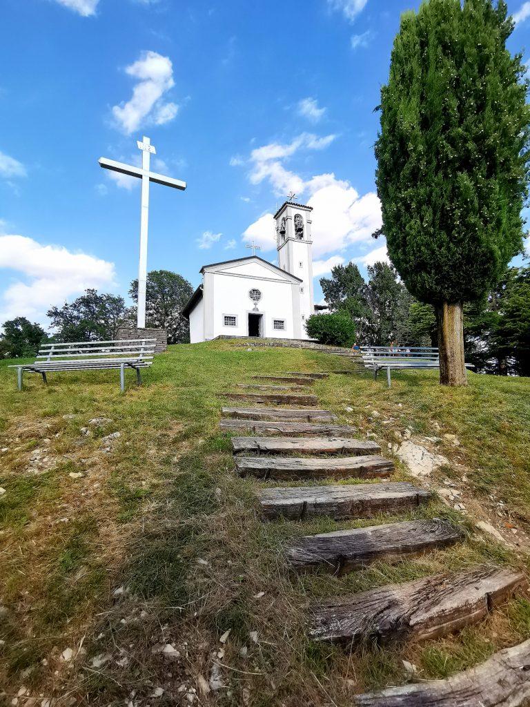 Chiesa di San Giorgio, Cammino del Vescovado