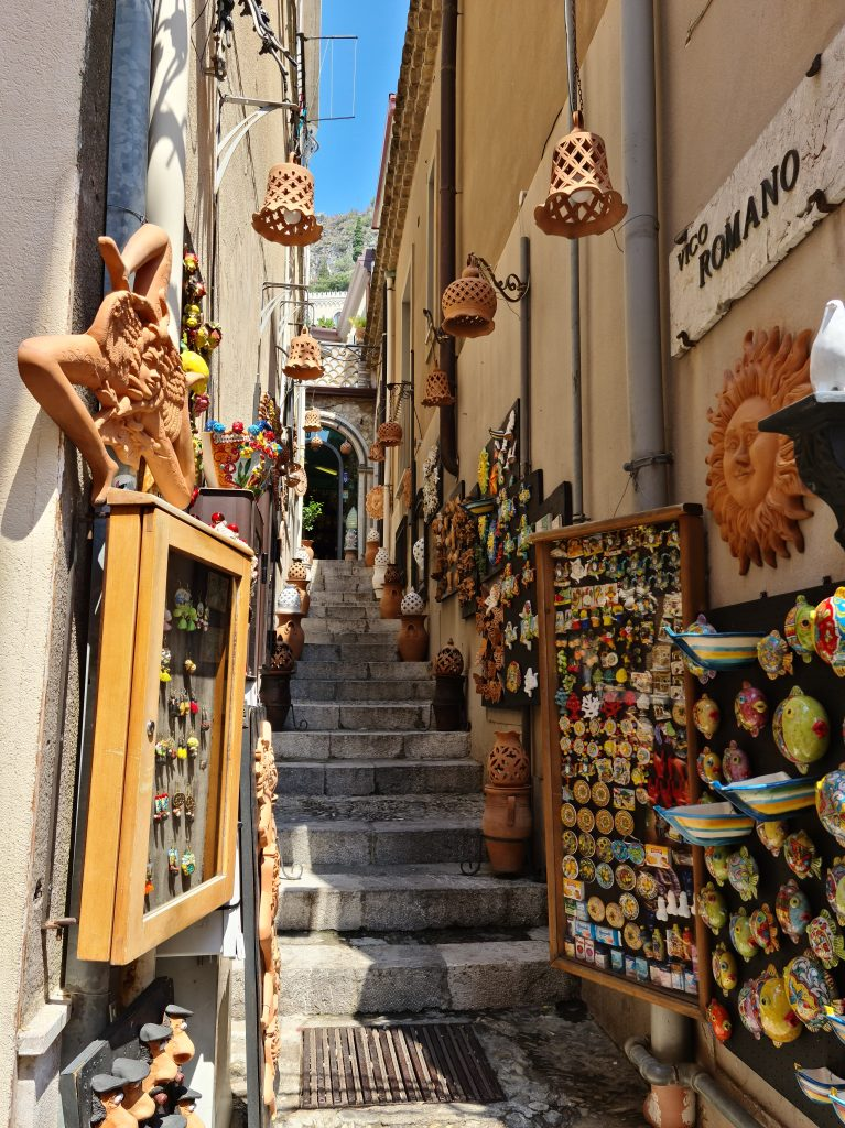 Castelmola, Sicilia
