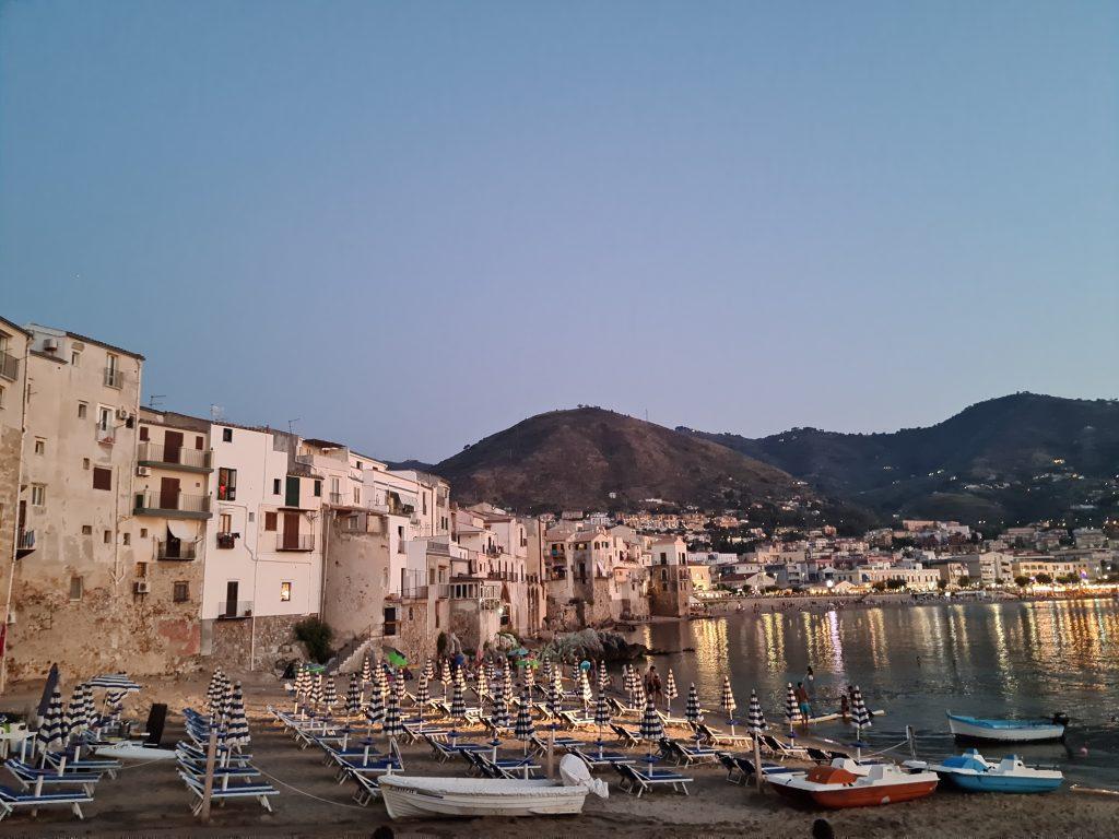 Cefalù, Sicilia
