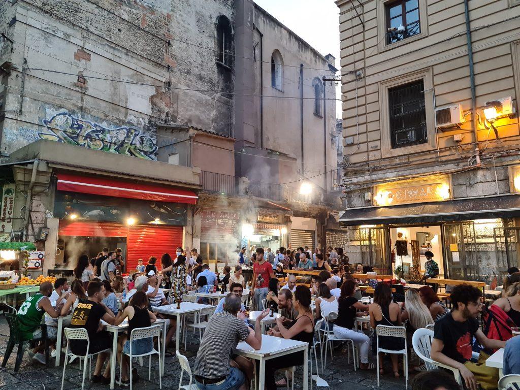Mercato Vucciria, Palermo - Sicilia