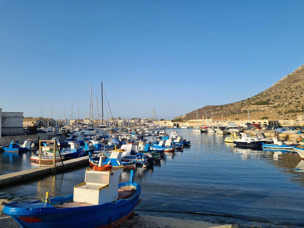 Favignana, Isole Egadi - Sicilia