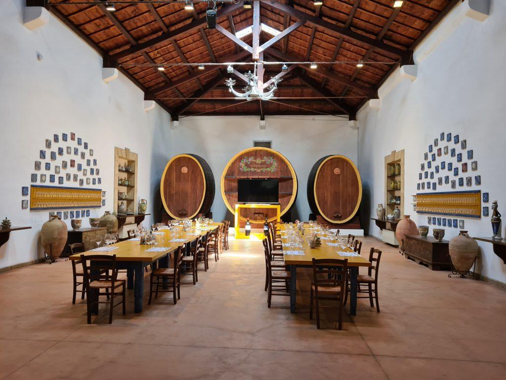 Cantina di Donnafugata, Marsala - Sicilia