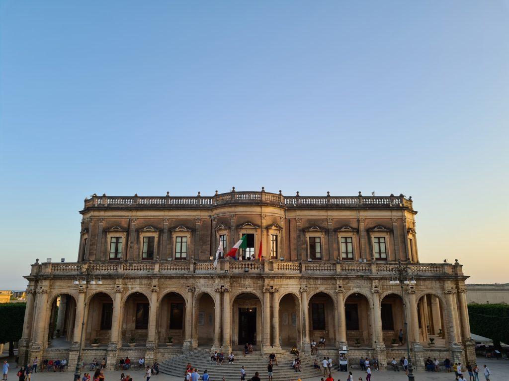 Palazzo Ducezio, Noto - Sicilia