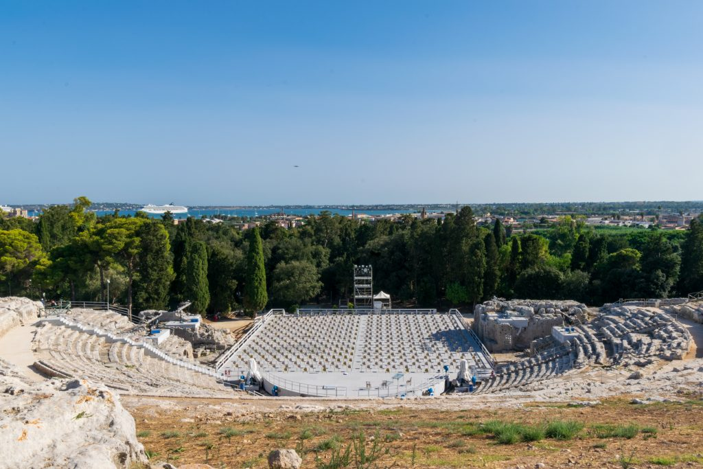 Parco archeologico Neapolis, Siracusa - Sicilia