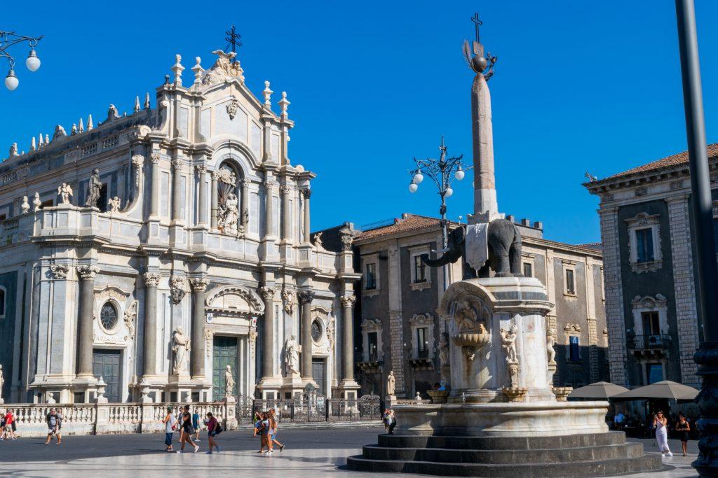 Cattedrale di Sant'Agata, Catania - Sicilia