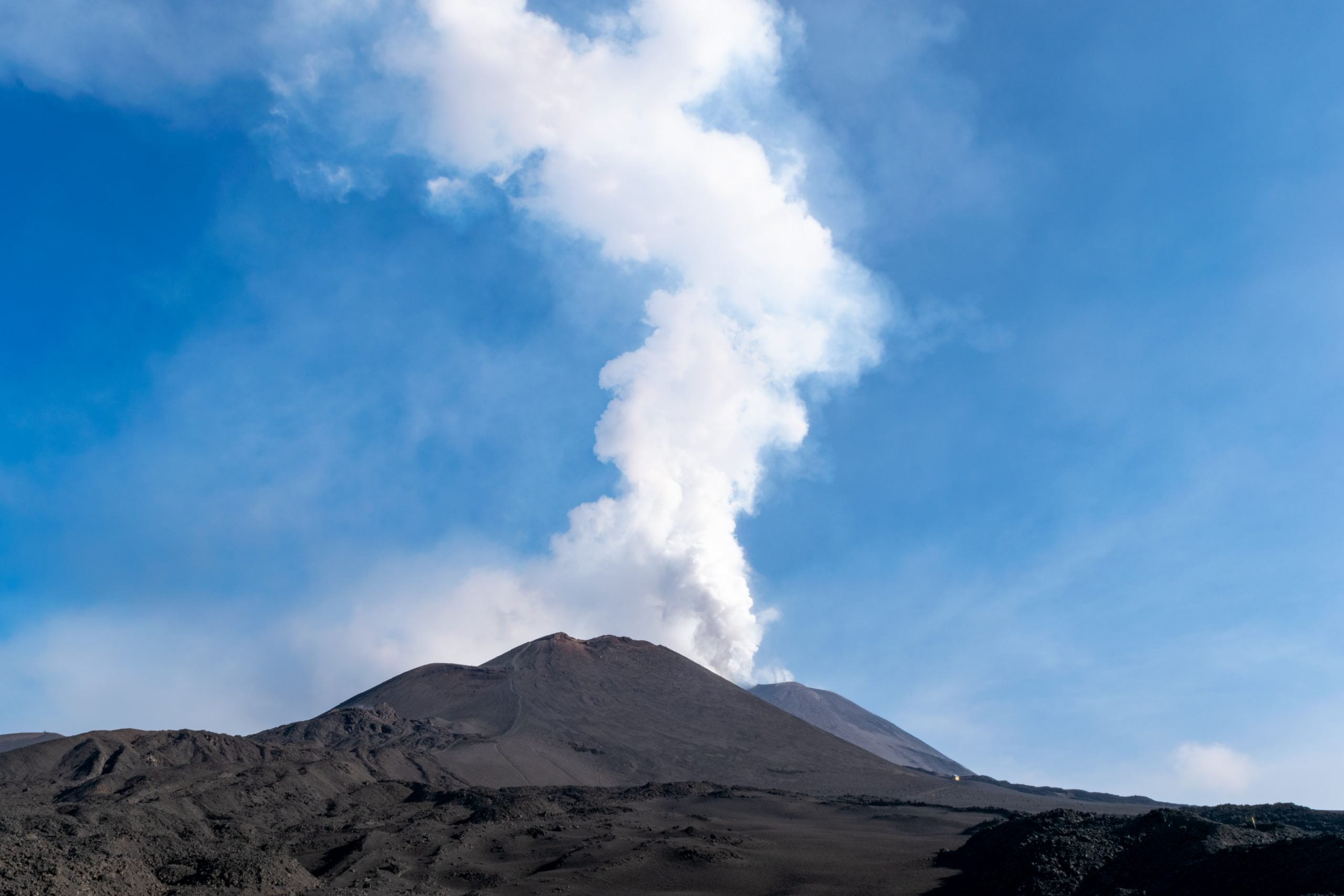 Quattro giorni sull'Etna, la nostra Grande Traversata Etnea