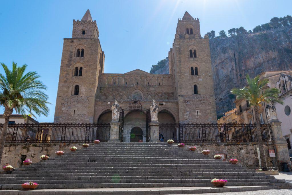 Duomo di Cefalù, Sicilia