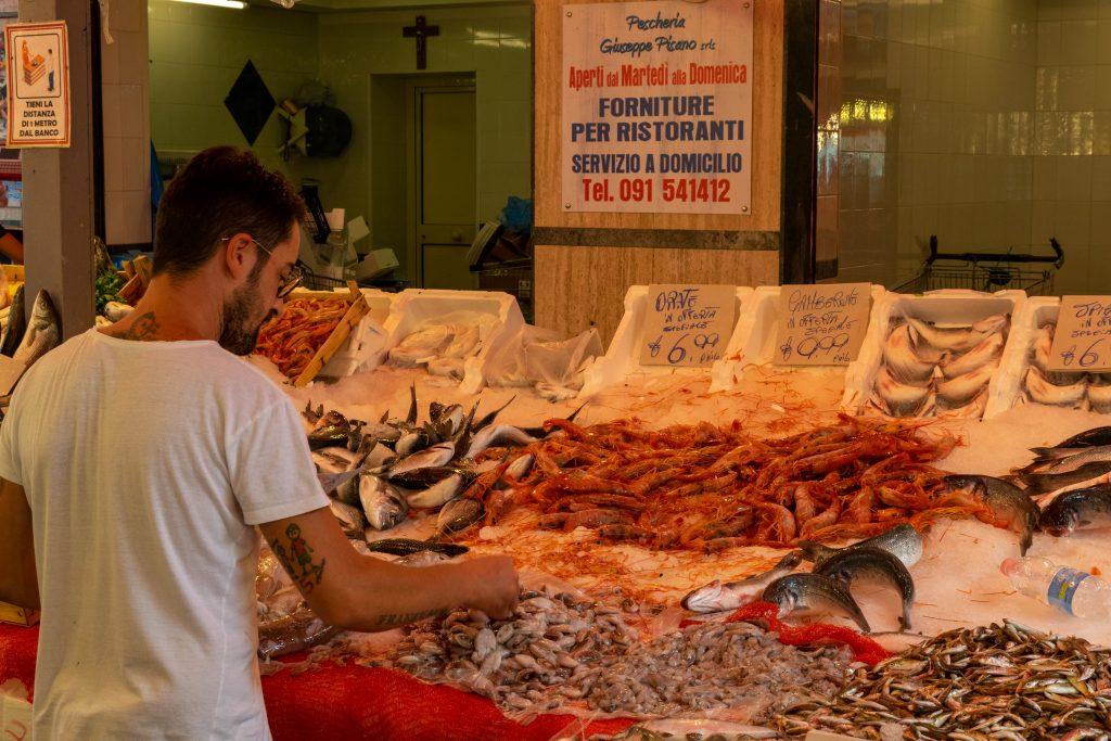 I mercati di Palermo, Sicilia