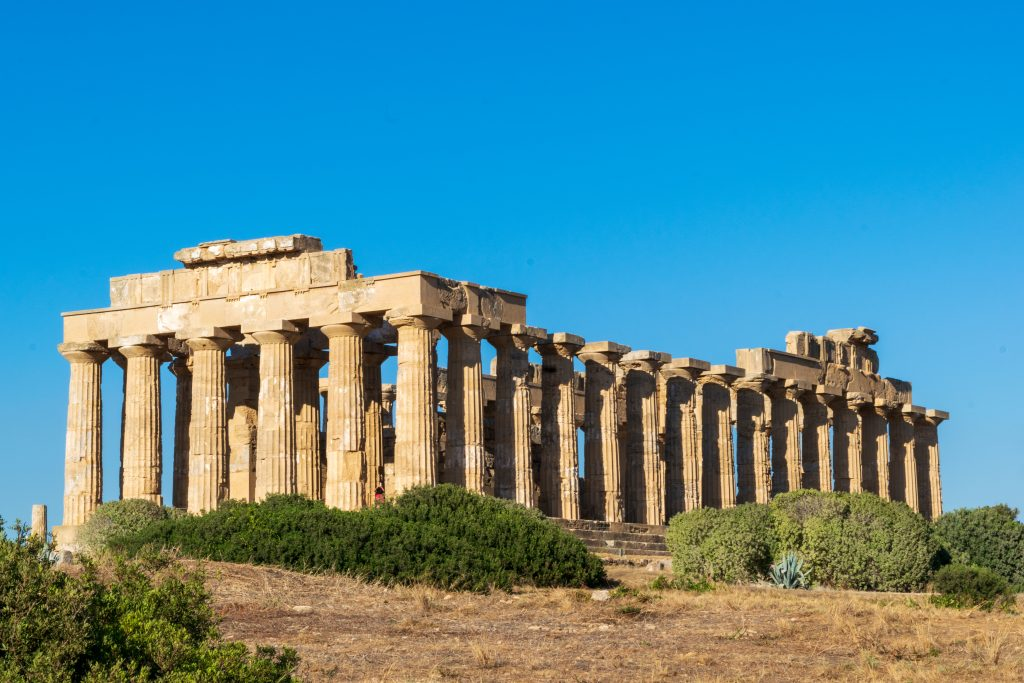 Parco Archeologico di Selinunte, Sicilia