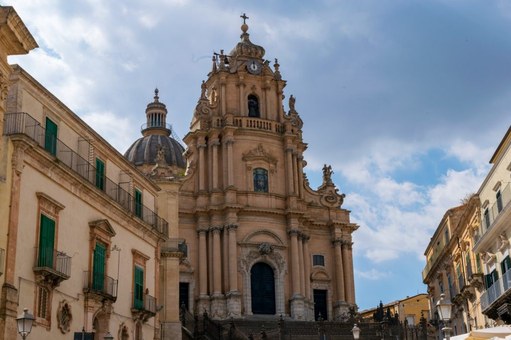 Duomo di San Giorgio, Ragusa Ibla - Sicilia