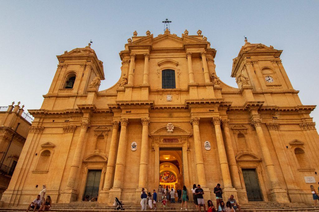 Cattedrale di Noto, Sicilia