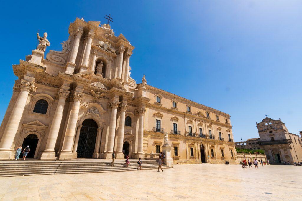 Duomo di Siracusa, Sicilia