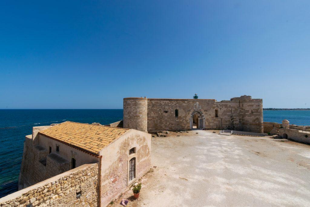 Castello Maniace, Siracusa - Sicilia