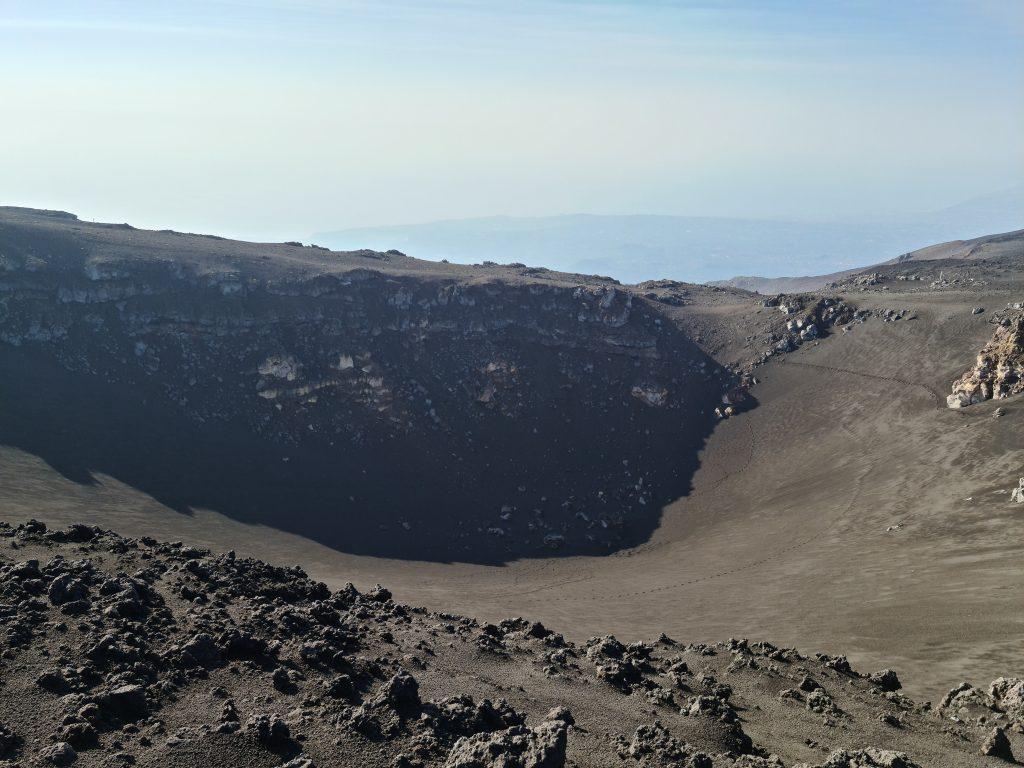 Cratere Cisternazza, Etna - Grande Traversata Etnea