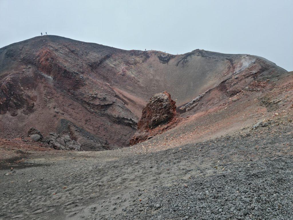 I Crateri Barbagallo, Etna