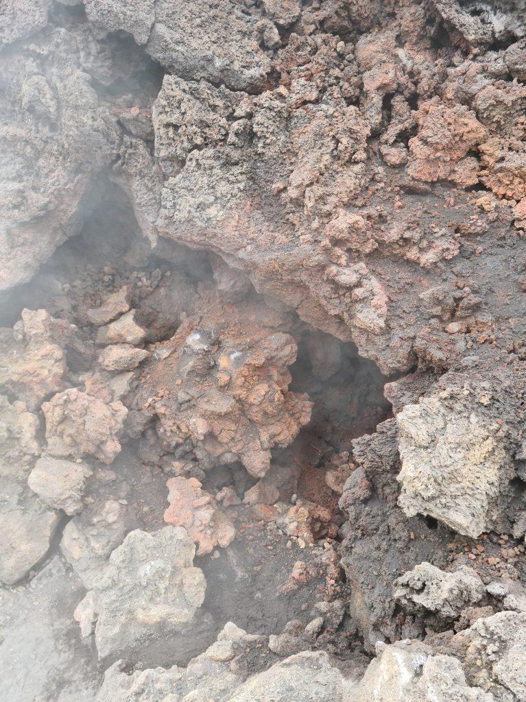 Bocche effusive, Etna