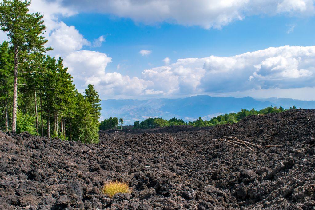 Tra le colate laviche dell'Etna - Grande Traversata Etnea