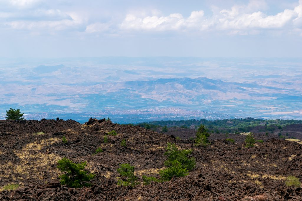 Il paesaggio dell'Etna - Grande Traversata Etnea