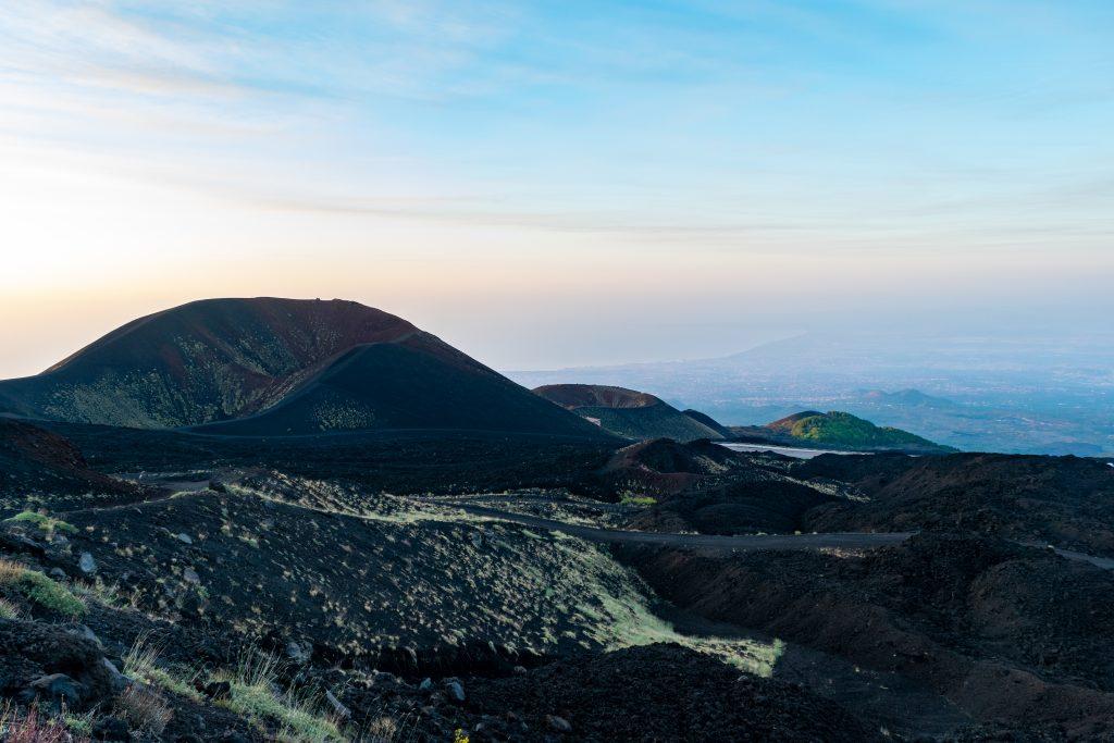 Il paesaggio lunare dell'Etna - Grande Traversata Etnea