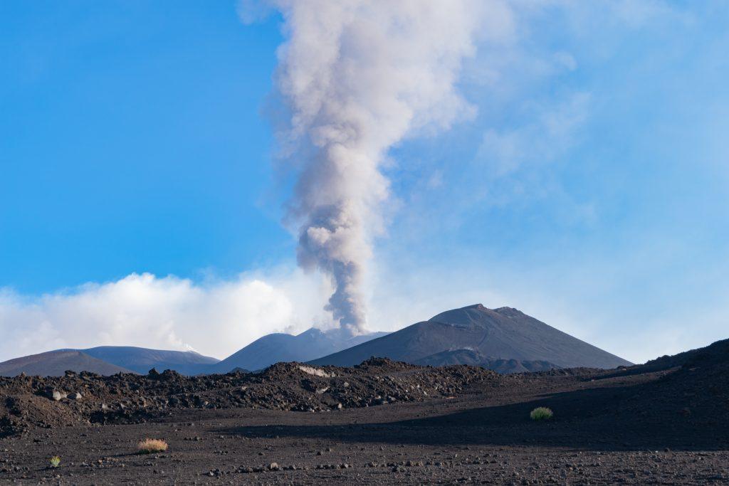 Ascesa ai Crateri Sommitali dell'Etna