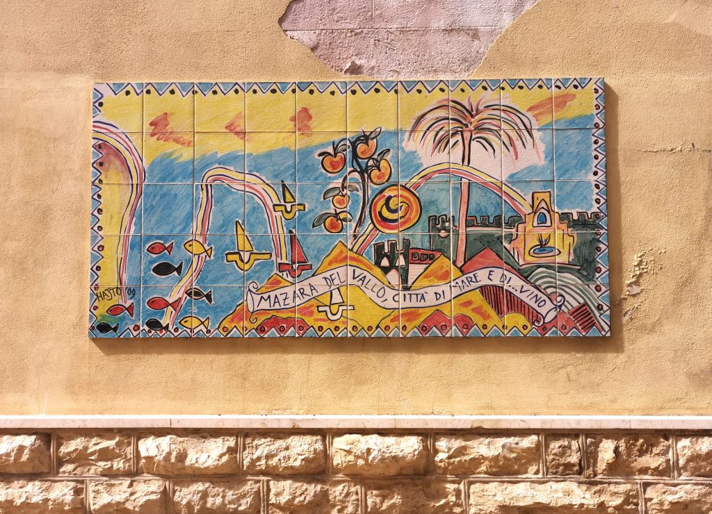 La Kasbah, il quartiere arabo di Mazara del Vallo