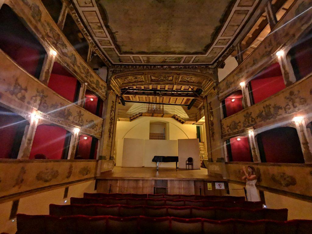 Teatro Garibaldi, Mazara del Vallo