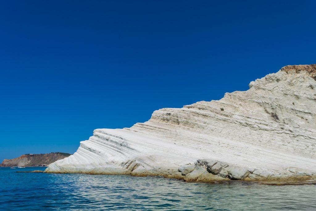 Scala dei Turchi - Vista dalla Spiaggia di Punta Grande