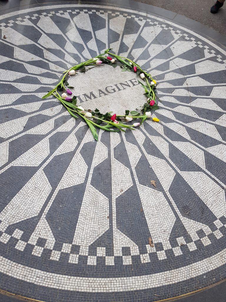 Strawberry Fields - Central Park, New York