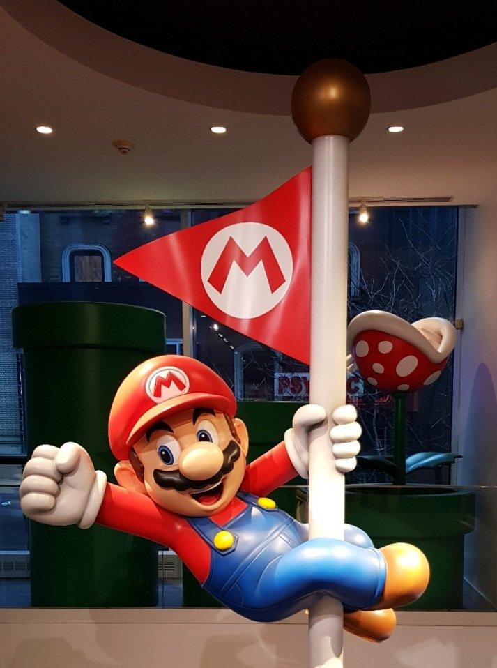 Nintendo Shop, New York