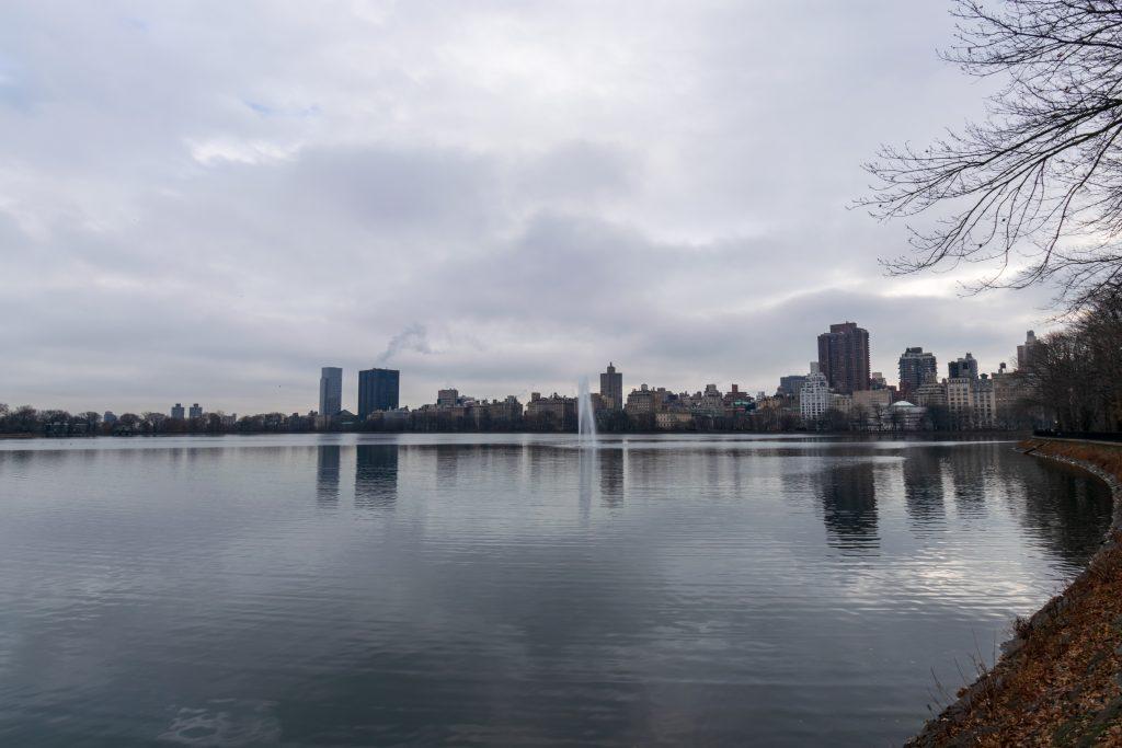 Jackie Onassis Reservoir - Central Park, New York