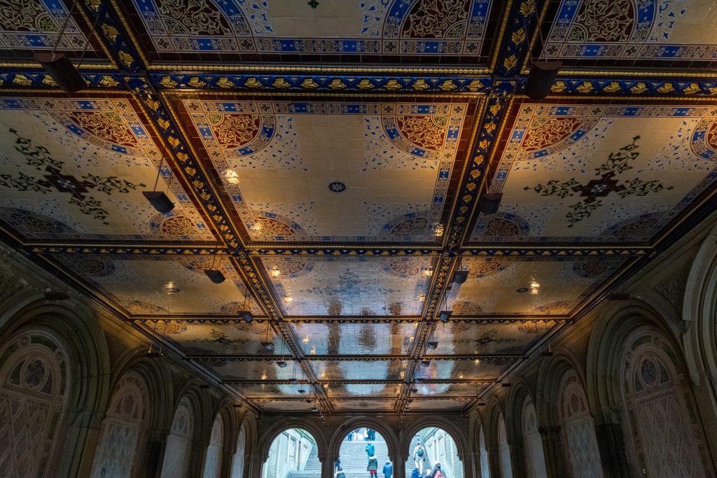 The Arcade - Central Park, New York