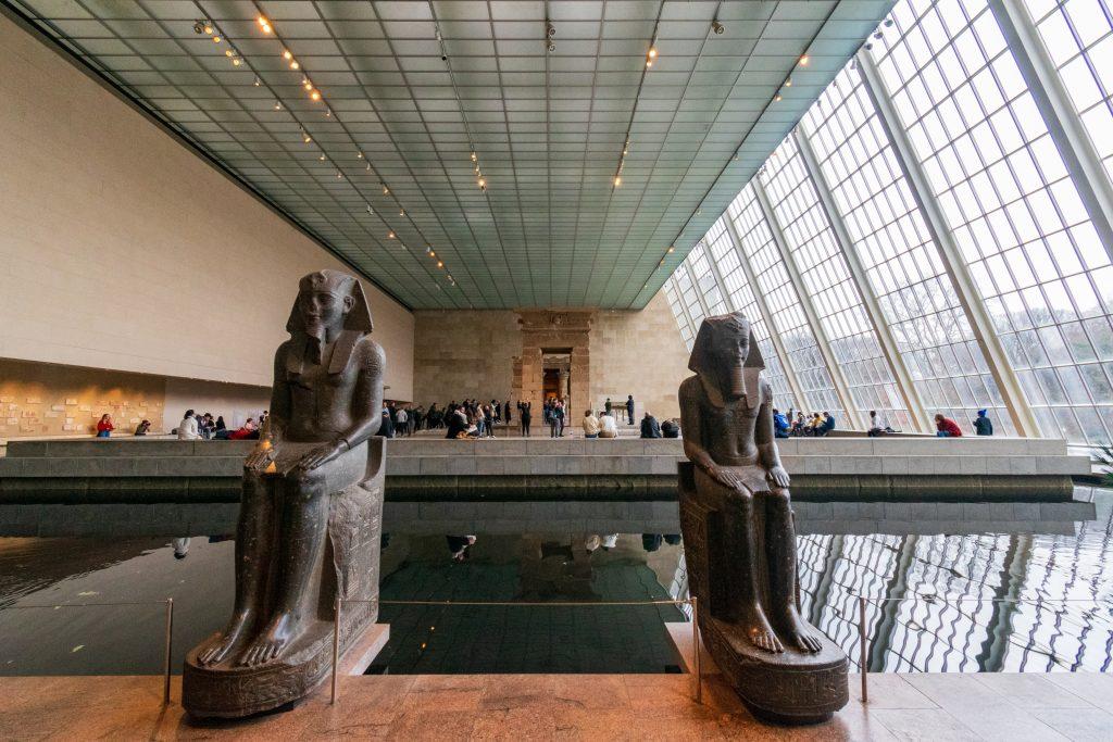 The MET, Metropolitan Museum of Art, New York