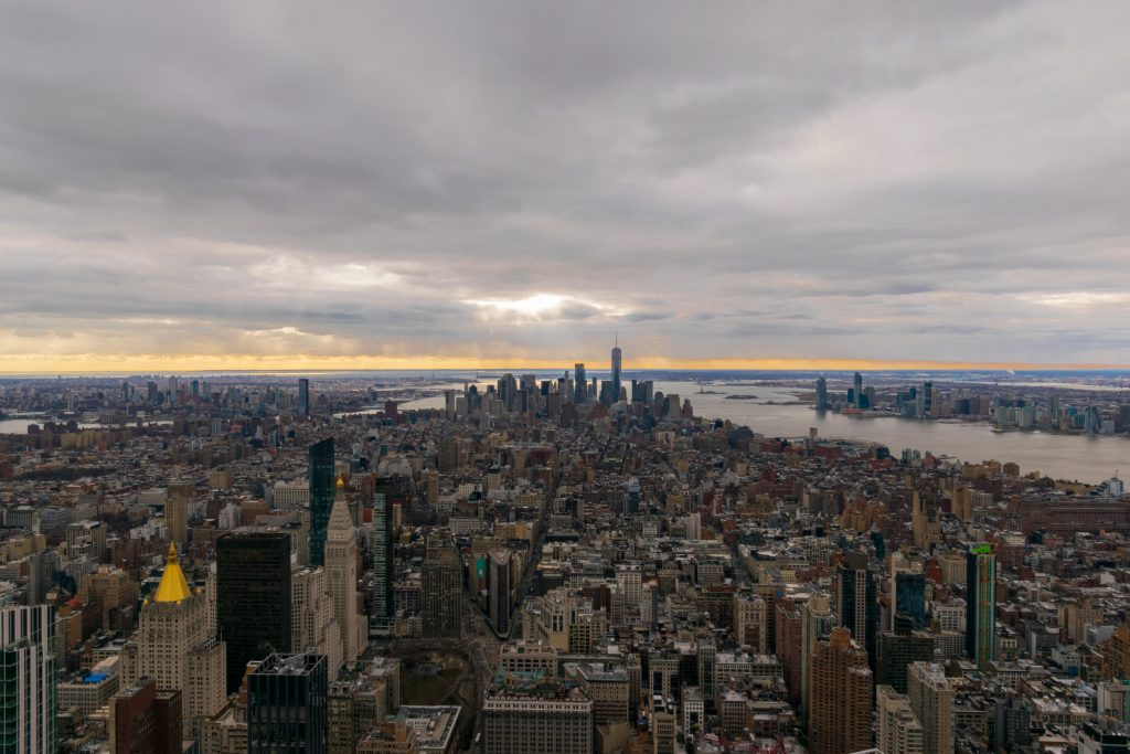 Empire State of Building, New York