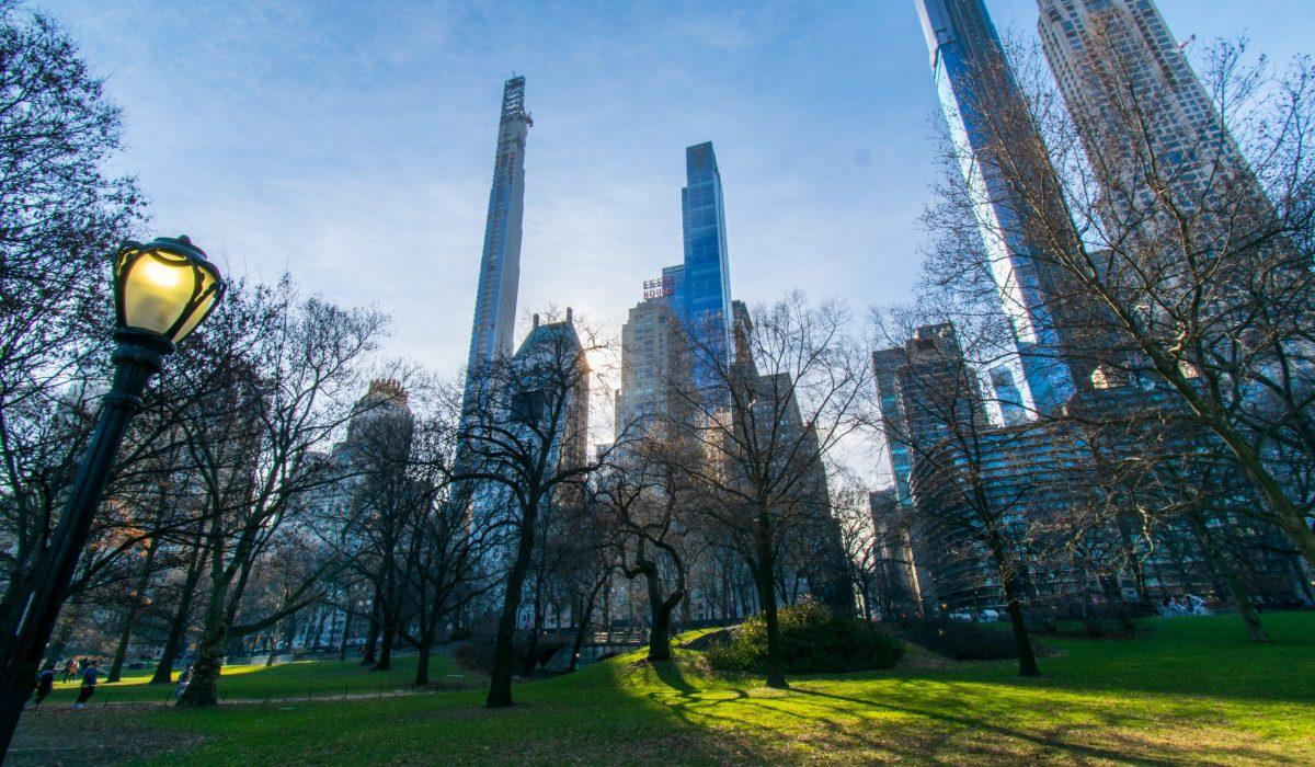 Central Park, l'anima verde di New York
