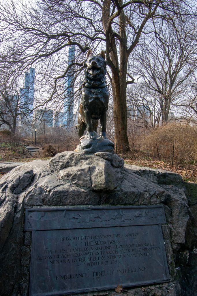 Balto - Central Park, New York