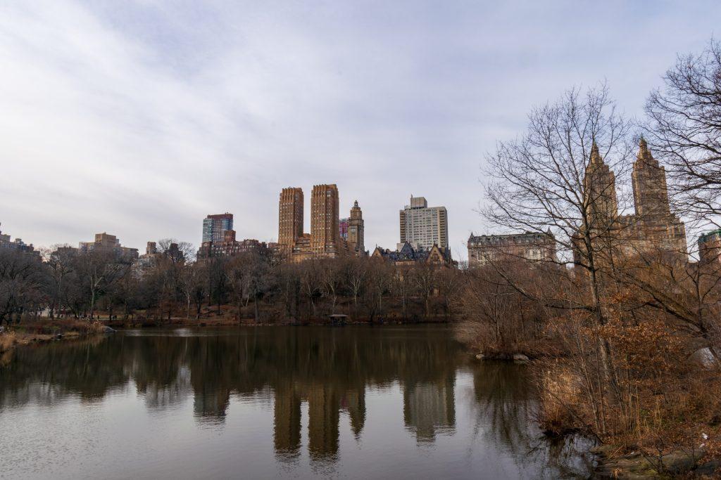 Bow Bridge - Central Park, New York
