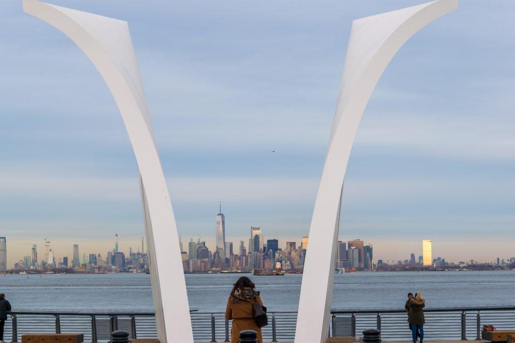 The Staten Island September 11th Memorial, New York