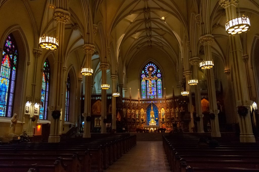 St. Patrick's Old Cathedral, New York