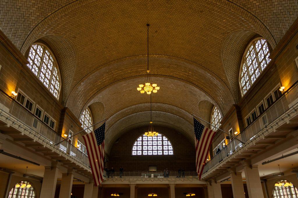 Ellis Island e il Museo dell'Immigrazione, New York