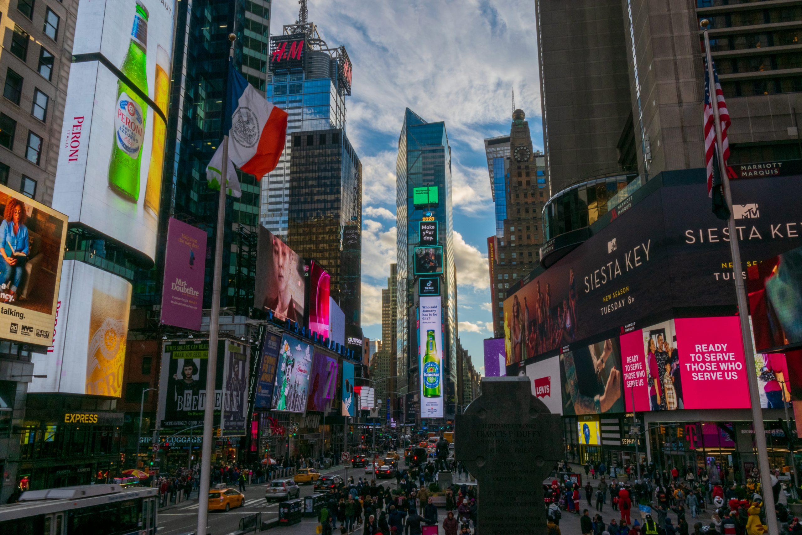 Capodanno a New York, il nostro itinerario di una settimana