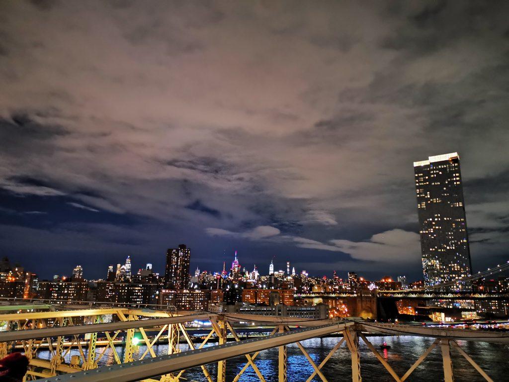 Capodanno sul Ponte di Brooklyn