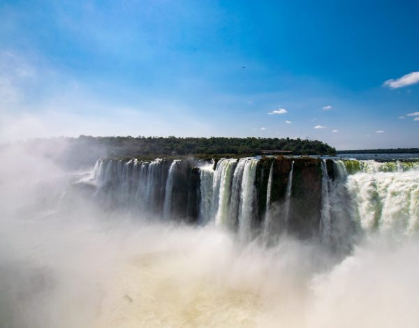 Cascate di Iguazú, la vera forza della natura
